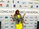 UFNABJ member Ashley Jolicoeur at the Career Fair at the NABJ Convention